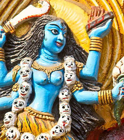 Kali Ma – Goddess of Transformation